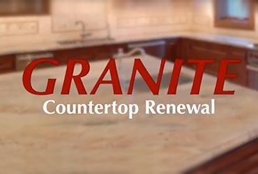 Granite Countertop Repair & Refinishing