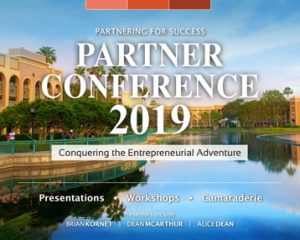 2019 Partnering For Success: Conquering the Entrepreneurial Adventure